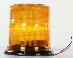 New 01-0683147HAPC Whelen Engineering 2022 Series Amber Beacon 12V/24VDC
