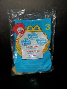 2001 House of Mouse McDonalds Happy Meal Toy - Donald Duck #3