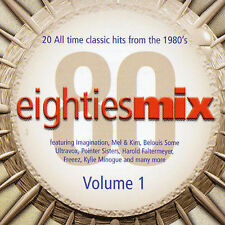 VARIOUS ARTISTS - EIGHTIES MIX: 20 ALL TIME CLASSIC HITS FROM THE 1980'S NEW CD