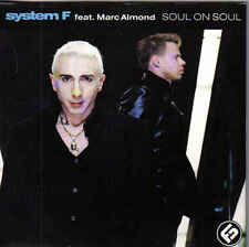 System F feat Marc Almond Ferry Corsten-Soul On Soul cd single