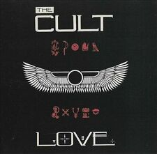 Love [Remaster] by The Cult (CD, Apr-1997, Beggars UK/Ada)
