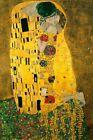 Gustav Klimt The Kiss 1908 Symbolism Art Print Poster 24x36