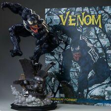 Marvel Venom Premium Format 1/4 Scale Statue by Sideshow Collectibles Spiderman