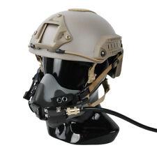 TMC Cobham Phoenix Halo Mask Dummy (Black) TMC3013
