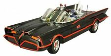 1 18 Hot Wheels Classic TV Series Batmobile With Figures Batman and Robin
