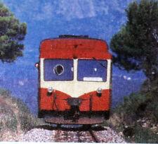TRAIN AJACCIO VIZZAVONA CORSE   FRANCE ENVELOPPE Premier Jour 1° FDC  Yt 3017
