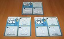 "SET OF 3 TOOHEYS NEW ""DANCING WITH THE TALL MEN"" DRINK COASTERS UNUSED BEER MATS"