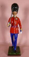 More details for sitzendorf military figure of napoleonic grenadier guard - dresden
