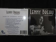 CD LENNY BREAU / LIVE AT DONTE'S / RARE /