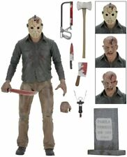 "NECA - Friday the 13th Part 4 - Ultimate Jason Voorhees 7"" Scale Action Figure"