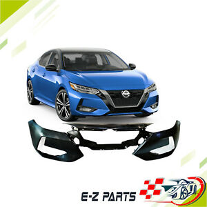 For 2020-2021 Nissan Sentra Front Bumper Cover 62022-6LB0J
