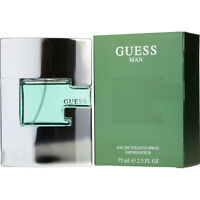 GUESS MAN by Guess cologne EDT 2.5 oz New in Box