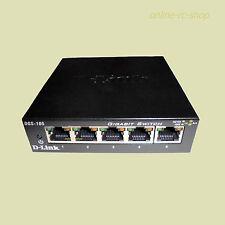 D-link DGS-105/E Ethernet-Schalter