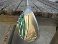 Ladies Women's Ping Rhapsody 5-26 Hybrid Utility Golf Club Left Hand Graphite Sh