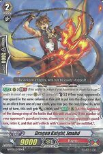 CARDFIGHT VANGUARD CARD: DRAGON KNIGHT, IMAHD G-BT03/031EN R RARE