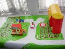 Vintage, Rare, 1970s Arco, Miniature Happy Valley Farm Set