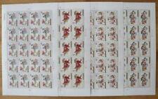 CHINA 2003-2 Yangliuqing Engraving Woodprint stamps full sheet杨柳青