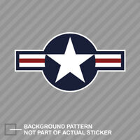 United States Air Force USAF Roundel Sticker Decal Vinyl military
