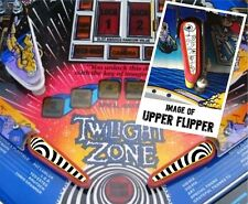 Tz Flipper Bat Topper Mod for Bally Twilight Zone Pinball Machine