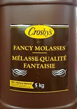 Crosbys Fancy Molasses - 5 kilograms 11.02 pounds {Imported from Canada}