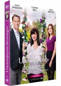 Un soupçon de magie - Saison 5 - Coffret 4 DVD