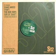 "ISAAC HAYES - Shaft / THE BAR-KAYS - Son of Shaft 12"" 2002 Single S12DJ069 VG+"