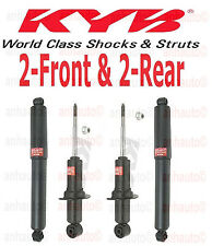 4 KYB Excel-G 2 Front and 2 Rear Shocks/Struts for Nissan Pathfinder 2005 - 2012