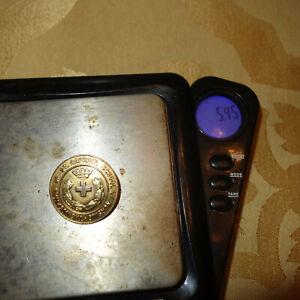 5.4 GRAMS 10K GOLD ST RAPHAEL SCHOOL OF NURSING PIN (drf)