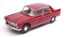 Peugeot404 1960 Amarant Red 1:24 Model WB124024 WHITEBOX