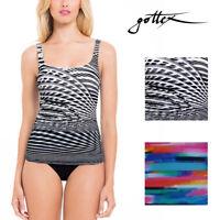 Essentials by Gottex Womens Tankini Swim Suit