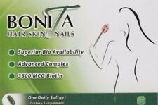 Bonita Hair, Skin & Nails  30 Softgels