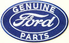 Patch Iron on for GENUINE FORD PARTS V8 Car T shirt Cap Logo Badge Sign Costume