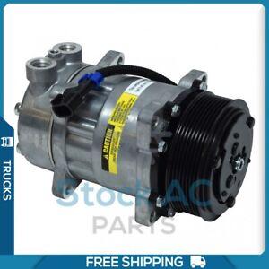 A/C Compressor SD7H15 for Kenworth / Peterbilt QR