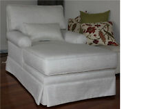 NEW AUSTRALIAN MADE QUALITY CHAISE LOUNGE CHAIR, DAYBED SOFA , SETTEE