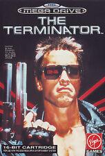 # The Terminator-Sega Mega Drive/MD juego-Top #