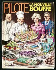 Pilote N°79 - La Nouvelle Bouffe - Solé, Greg, Desproges, Christin -  Déc. 1979
