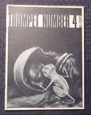 1967 TRUMPET Fanzine #4 FN 6.0 Science Fiction - Tarzan Dr. Who