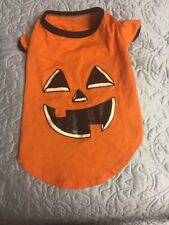 Pumpkin Dog Costume (Size Medium)