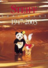 Buch/Book: Steiff Sortiment 1947-2003, ISBN: 3980471241 (as good as new)