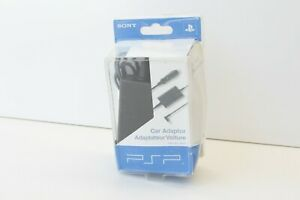 Official Genuine Sony Brand PSP Playstation Portable Car Charger Adaptor NEW FAS
