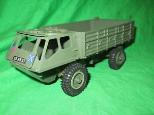 Airfix 1/32nd scale Alvis Stalwart Amphibious Truck incomplete