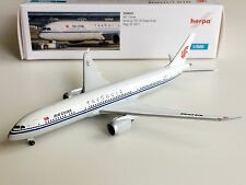 Herpa 529624 - Air China Boeing 787-9 Dreamliner Fahrzeug