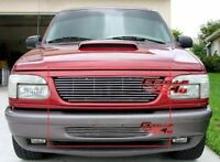 Fits 1995-2001 Ford Explorer Billet Grille Combo