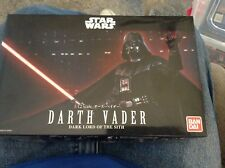 STAR WARS DARTH VADER BY BANDAI. DARK LORD OF THE SITH  1/12 SCALE.