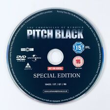 The Chronicles Of Riddick Pitch Black Special Edition (DVD, 2004) - Disc Only