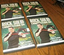 Ross Levine Rock Solid Competition Bo 4 Vol Dvd Set Nm Cond Freeship Century Vid