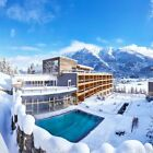 3 Tage Wellness Kurzurlaub 4*S Alpine Lifestyle Hotel Das Kronthaler inkl. VP