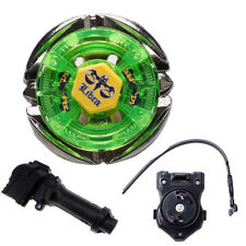 4D Metal Fusion Fight Beyblade BB48 Flame LIBRA With Power Launcher + Handle