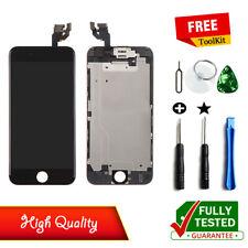 """Negro para iPhone 6 4.7"""" Pantalla LCD Táctil Digitalizador de pantalla de recambio con montaje >"""