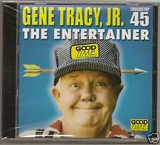 "GENE TRACY, JR., CD ""THE ENTERTAINER"" NEW SEALED  6433"
